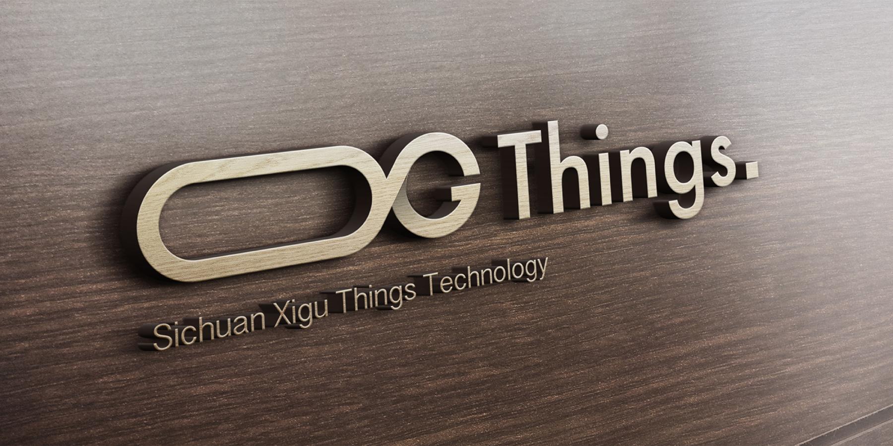 西谷物联-logo设计-VI设计-品牌设计